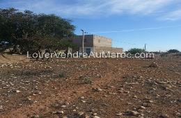terrain constructible 45km sud Agadir