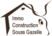 logo Immo Souss Gazelle